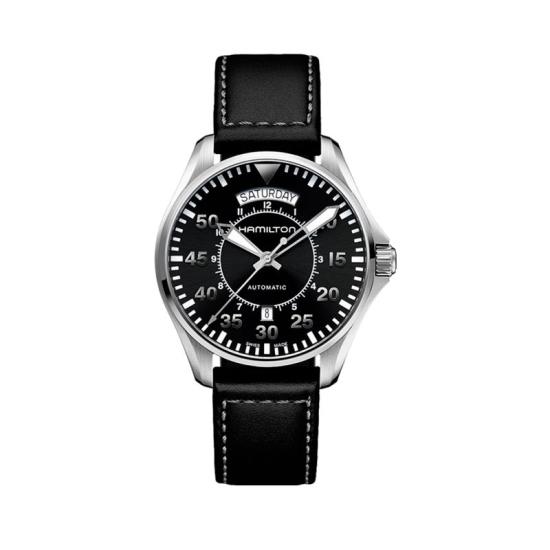 Reloj de hombre Hamilton Khaki Aviation Pilot Day Date - H64615735