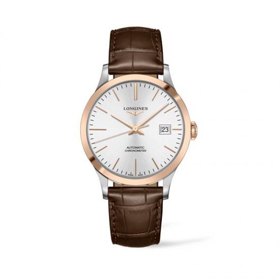 Reloj de hombre Longines Record - L2.821.5.72.2