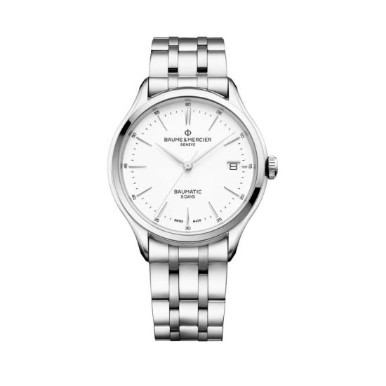 Reloj de hombre Baume & Mercier Clifton Baumatic - 10400