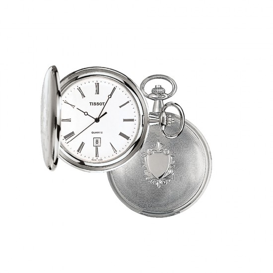 Reloj de bolsillo Tissot  Savonnette - T83.6.508.13