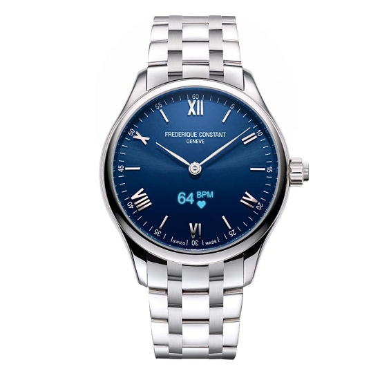 Frederique Constant Smartwatch Gents Vitality - FC-287N5B6B - 1