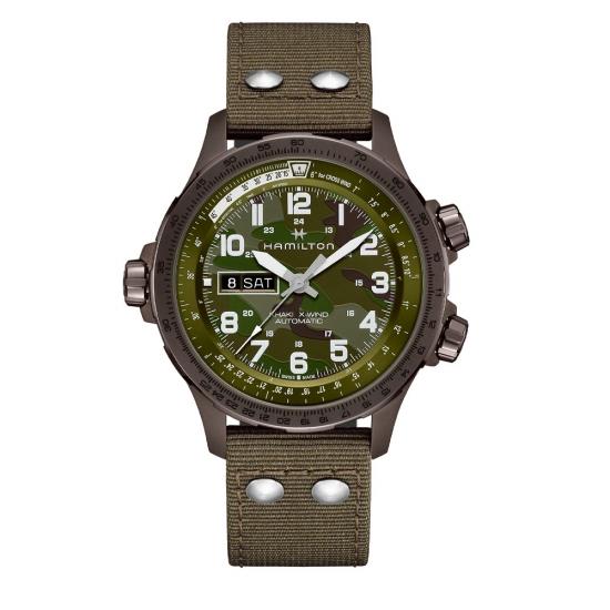 Reloj Hamilton Khaki Aviation X-Wind Auto - H77775960 - 1