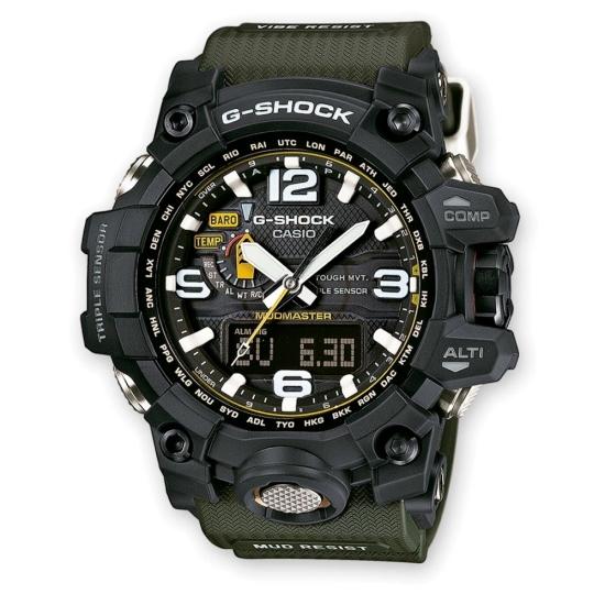 Casio G-Shock - GWG-1000-1A3ER - 1