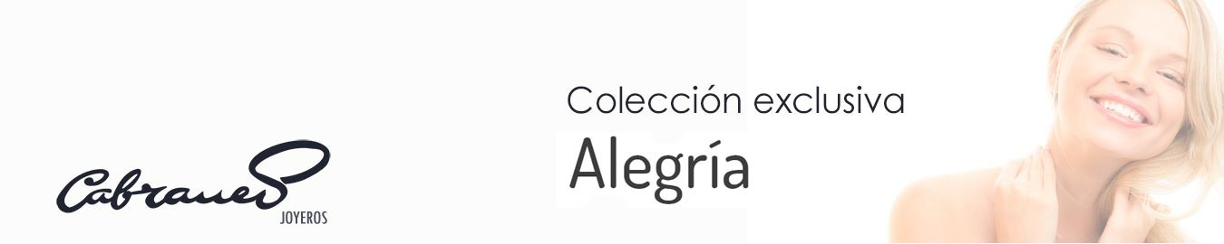 Colección ALEGRÍA | Joyas exclusivas | Joyería Cabranes